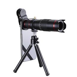 Fois la caméra en Ligne-Telephoto 22 fois artefact de caméra de télescope avec trépied POUR: iphone Samsung Huawei, etc.