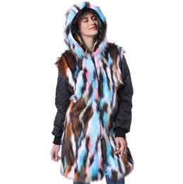 raton laveur de dentelle Promotion Designer hiver femmes chaudes manteaux longs femme casual chauds vestes à capuche zippées Parkas