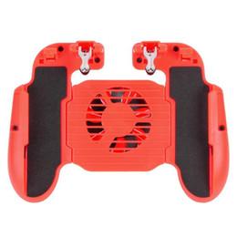 2019 hochwertiger joystick H5 Lüfter Spiel Griff Gamepad Controller Joystick für PUBG Aid Stehen Lüfter Gamepad Halter Stehen Gamepad Hohe Qualität günstig hochwertiger joystick