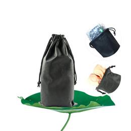 Sex Toys Sexual Care Men's Women's Special Storage Bag Portable Reusable 1pc Black Drawstring Sex Bag #LC от