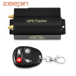 motor tracks Coupons - Car GSM GPS Tracker Vehicle Motor Anti-theft Alarm Mini Real-time Tracking Locator for Car Kid Elder Pet with Controller MIC