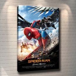 14x21 24x36 Art Gift X-2633 New Spider-Man Homecoming Movie 2017 Poster