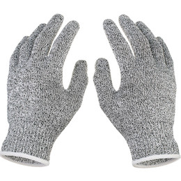 2019 перчатки срезанные Anti-cut Gloves Рабочие защитные перчатки Man Cut Proof Кухня Мясник Cut Термостойкие огнестойкие перчатки для рук Прочный самообороны дешево перчатки срезанные