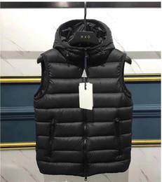 Veste de ski française pour hommes en duvet Manteaux Warm Man Down et gilet en anorak parka gillets Veste chaude en hiver ? partir de fabricateur