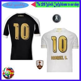 f5b7e87110d Free shipping 2018 2019 Santos FC soccer jersey 18 19 Santos home away  Gabriel RODRYGO DODO RENATO SASHA football shirts