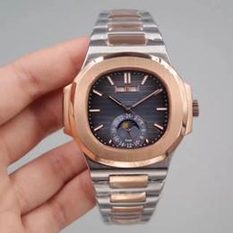 2019 m4 tap luxo invicta relógios montre de marque nautilus relógio calendário relógio mecânico automático pulseira de couro de aço inoxidável homens mens relógios desconto m4 tap