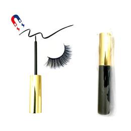 2019 хорошая водостойкая подводка для глаз Магнитная Жидкая Подводка Для Глаз Макияж Инструмент Maquillaje maquillage OEM ODM Бесплатная доставка