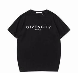 Magliette traspiranti della maglietta delle donne stampate lettera di Vogue del cotone di 100% magliette delle donne casuali delle magliette delle magliette delle donne superiori 4514 da