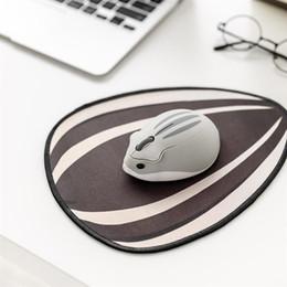 2019 rato bonito do pc Hamster Bonito Mouse Sem Fio com sementes de melão em forma de Pad Compurter Gaming Mouse set Dos Desenhos Animados Cricetulu Animal USB Mouse para laptop PC gadgets rato bonito do pc barato