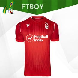 2019 camiseta de fútbol de australia 2019 club de fútbol 2020 Nottingham Grabban adomah Bosque camisas Lolley WATSON 19 20 NFFC jerseys rojos DAWSON SEMEDO EFECTIVO