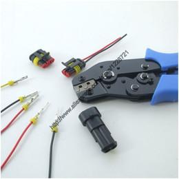 Tyco AMP KIT connettore elettrico impermeabile 1 2 3 4 5 6 PIN modo SUPER SEAL AUTO
