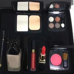 Alta calidad Juegos de Maquillaje Cosméticos Corrector lápiz de ceja del lápiz labial lápiz delineador de ojos Blush foundatio maquillaje kit Big Box Set DHL de envío desde fabricantes