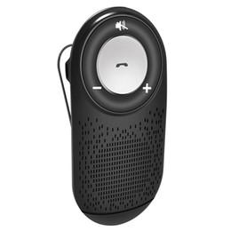 Coche Magic manos libres Conducción Magic Car Bluetooth Kit Bluetooth Car Speakerphone con Sunvisor Clip deporte inalámbrico sea seguro desde fabricantes