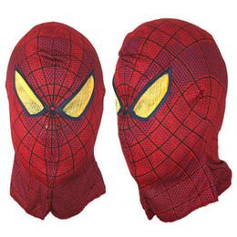 Wholesale Halloween Amazing Spiderman Mask Buy Cheap Ideas