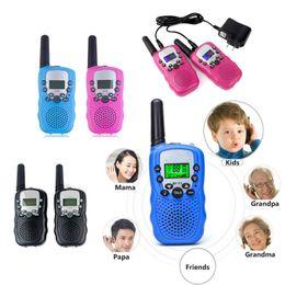 Mini-walkie-talkie zwei-wege-radio online-Mini-Walkie-Talkie-Kinderradio Retevis T388 0,5 W PMR PMR446 FRS UHF-Mobilfunkgerät Sprechfunkgerät für Kinder
