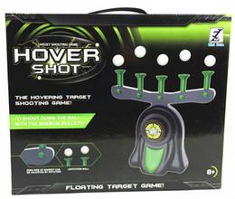 Dispara pistola on-line-Gun Shooting Suspensão Alvo elétrica Bola Alvo Floating pairando Tiro Jogo Alvo Melhorar Caça Tiro Tático brinquedo Habilidade