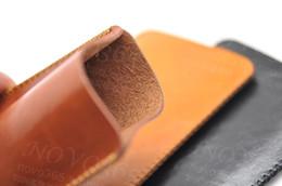 handy-ärmel Rabatt großhandel für blackberry passport q30 fall echtes luxus leder für passlinie handy setzt schutzhülle taschen