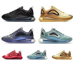 Canada nike air max 720 off white Flyknit Utility vapormax Nouveau design baskets Sea Forest Hommes Femmes Chaussures de course Chaussures Northern Lights Jour   Baskets Sport Sneaker cheap day run lights Offre
