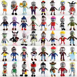 brinquedo graduação urso Desconto DHL 40 estilos vegetais brinquedos de pelúcia Dolls 30 centímetros bonecos clássico jogo Zombie brinquedo de pelúcia simulação boneca bonito caçoa o presente