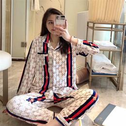 Collar de dormir online-Diosa pijama Alto grado de Smooth mujer dormir invierno y primavera caliente duerme no puede sino ropa envío