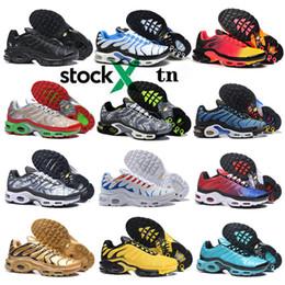Tn plus Hommes Chaussures de course New Noir Blanc Rouge Tns TN Plus Ultra Sport Chaussures pas cher TN Requin Fashion Sneakers Designer