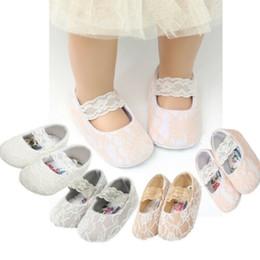 sapatos de caminhada couro infantil infantil Desconto Couro macio bebê criança infantil rastejando sapatos de passeio antiderrapante sola Prewalker 0-2T