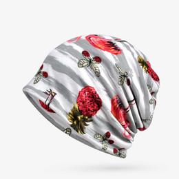 2019 cappelli coprono le pipistrelli Nuova primavera estate colletto della copertura di inverno maschio figura geometrica femminile moda testa usura accessorio berretti fiore griglia cappelli cappelli coprono le pipistrelli economici