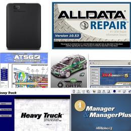 цены на автомобили chevrolet Скидка 2019 Alldata 10.53 и Mitchell 2015 + ATSG яркие данные по ремонту автомобилей 49 с жестким диском 1TB hdd лучшая цена
