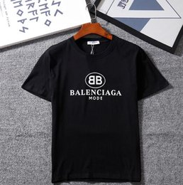 magliette occidentali Sconti T-shirt da uomo unisex 22 colori Marca BB MODE logo T-shirt casual stampata da donna manica corta da donna Hip Hop Street t-shirt western top Tee