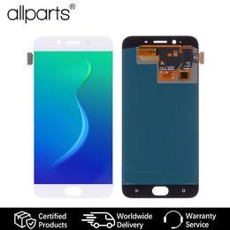2019 super schirm freies verschiffen ALLPARTS Für OPPO R9S LCD-Schirm-Touch Screen Digitizer für OPPO R9S Ersatz