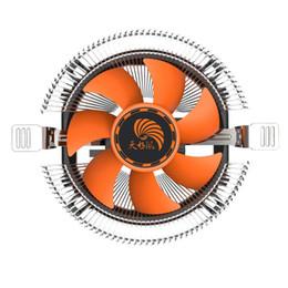 Long Life Serviço cooler super silencioso PC Computer CPU Cooling Fan Dissipador para Intel LGA775 1155 AMD AM2 AM3 754 de
