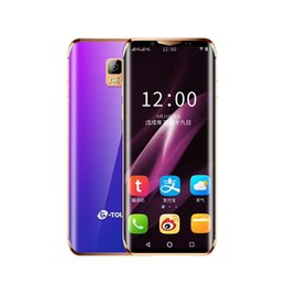 unlocked cdma smartphone Promo Codes - International Version Unlocked 4G LTE K-touch i10 mini Android Cell phones smartphone Telefone QuadCore 3.46 TOP Original Mobile Phone Store