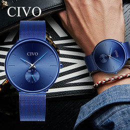 Lujo Relojes Descuento Fina De Impermeable Distribuidores NOX8n0wPkZ