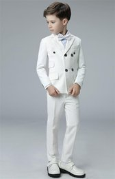 580d772e2 Distribuidores de descuento Color Marfil Boda Pantalones Trajes ...