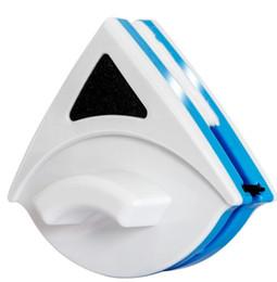 Двойные окна онлайн-Щетка для мытья стекол Щетка для мытья окон Щетка с двухсторонней магнитной щеткой Портативный бытовой очиститель окон GGA2250
