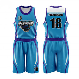 899ae2d5c68bd 2019 maillots d uniforme de basket-ball pas cher En gros Hommes College  Basketball