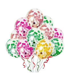 2019 materiais de decoração de aniversário 12 Polegada Minion Balões Transparentes Ao Ar Livre Kid Brinquedos de Látex Material de Ouro Balão de Hélio Festa de Aniversário de Casamento Festival Decoração desconto materiais de decoração de aniversário