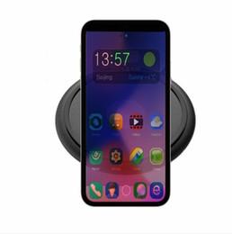 gps ram Desconto Desbloqueado Goophone XS X 5.8 polegada 1 GB RAM 8 GB ROM Real Face ID Suporte Carregador Sem Fio Do Telefone Móvel 3G WCDMA Mostrar 4G LTE Smartphone