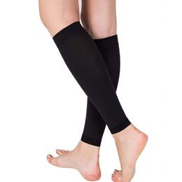 meias varicosas Desconto Aliviar Leg Bezerro luva veia varicosa Circulation compressão elástica Stocking apoio das pernas 1 par ao ar livre meias ao ar livre