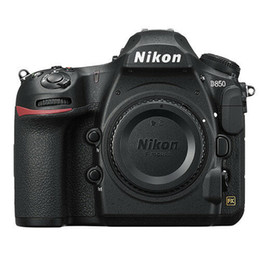 Canada Appareil photo Reflex numérique Nikon D850 Corps 45.7MP 4K format FX Offre