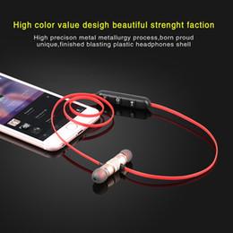 audifonos sony Скидка Спорт Bluetooth наушники Audifonos Bluetooth 4.1 Беспроводных Метал Наушники Super Bass Наушники для Xiaomi магнитных наушников