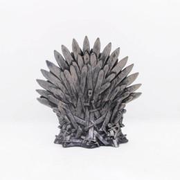 DHL Veloce nave prezzo all'ingrosso bambini regalo Funko Pop Game Of Thrones - Iron Throne Vinyl Figure con scatola popolare giocattolo di buona qualità da