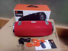 1 STÜCKE XTREME2 Drahtlose Bluetooth Lautsprecher HIFI Mini Subwoofer Tragbare Outdoor Bluetooth Lautsprecher Sport Lautsprecher für iphone 6/7/8 / X / Xmax JBL von Fabrikanten