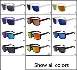 Solo occhiali da sole online-estate più nuovo stile Occhiali da sole da skateboard Solo occhiali da sole 22 colori occhiali da ciclismo occhiali da sole NICE FACE Prendi gli occhiali da sole Dazzle color