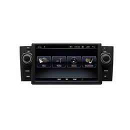 2019 bluetooth bluetooth Lecteur multimédia DVD de voiture DSP IPS GPS Android 9.0 Autoradio 1 DVD Din pour Fiat / Grande / Punto / Linea 2007-2012 Direction Radio FM bluetooth bluetooth pas cher