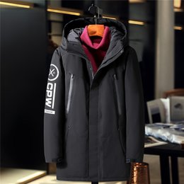 e790404e3c 2019 New arrived men down north jacket winter men warm coat jacket 90% duck down  hooded face jacket 8008
