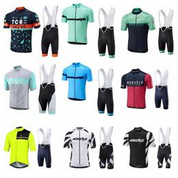 2019 Morvelo team Cycling Short Sleeves jersey bib shorts sets New Arrival  Bikes high quality Fashion Summer Clothing Ropa Ciclismo K012134 2774eca58