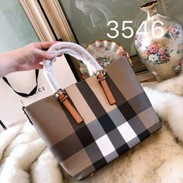 models totes bags Promo Codes - Female bag shoulder bag the European and American fashion lady shell package inclined across packets waves texture model