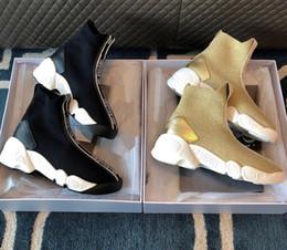 2019 meias femininas meias Venda 2019 esportes casuais sapatos elásticos designer conforto menina bonita tênis casuais melhores sapatos de alta qualidade mulheres sapatilha meias sapatos desconto meias femininas meias