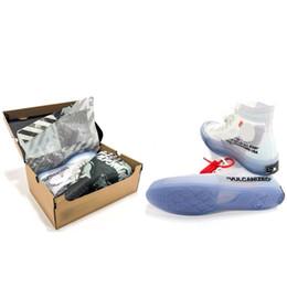 Lasciare le scarpe online-New Left Right Vulcanized Mens Designer Hi Ice Blue anni '70 Alta qualità Luxury One Street Star Fashion Tutte Le donne Scarpe outdoor Taglia Eur36-45